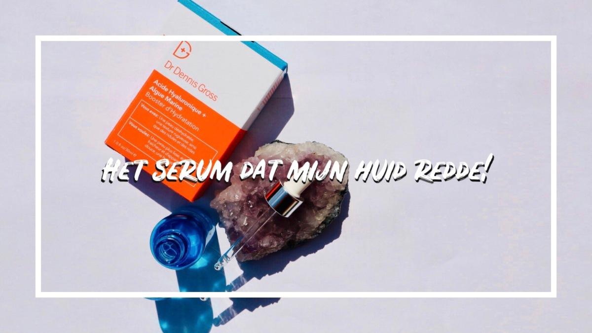 Het serum dat mijn huidredde!